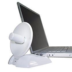 Hawking Technologies - HWDN2 - Hawking Hi-Gain Wireless-150N USB Network Dish Adapter - USB - 150Mbps