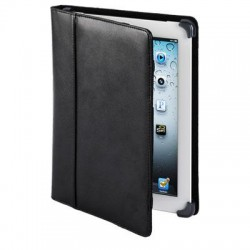 Cyber Acoustics - IC-900 - Cyber Acoustics Carrying Case for iPad - Black - Koskin