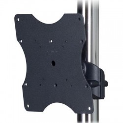 InFocus - INA-SWVLMNT - InFocus Pole Mount for Interactive Display - 40 Screen Support - 50 lb Load Capacity - Black
