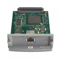 Hewlett Packard (HP) - J7934G#ABA - HP Jetdirect 620n Print Server - 1 x 10/100Base-TX - 100Mbps