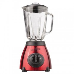 Brentwood - JB-810 - Classic Blender SS 5 Speed Red