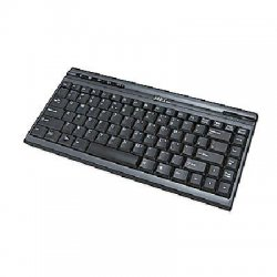 SIIG - JK-US0312-S1 - SIIG USB Mini Multimedia Keyboard - USB