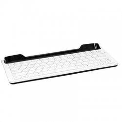 Samsung - ECR-K14AWEGXAR - Samsung Keyboard - Docking Connectivity - Black
