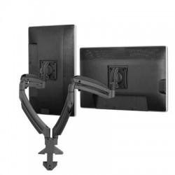 Chief - K1D220B - Chief KONTOUR K1D220B Desk Mount for Flat Panel Display - 10 to 30 Screen Support - 50 lb Load Capacity - Aluminum - Black