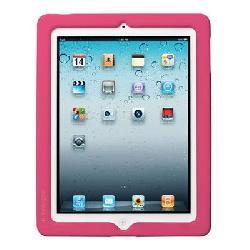 Kensington - K39372US - Kensington BlackBelt K39372US iPad Case - iPad - Pink