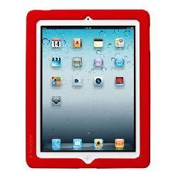 Kensington - K39375US - Kensington BlackBelt K39375US iPad Case - iPad - Red
