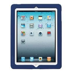 Kensington - K39376US - Kensington BlackBelt K39376US iPad Case - iPad - Navy