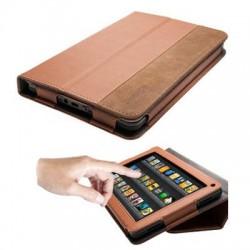 Kensington - K39590WW - Kensington Carrying Case (Folio) for Tablet PC - Brown