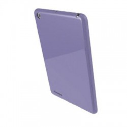 Kensington - K39714AM - Kensington Protective Back Cover for iPad mini - Eggplant - iPad - Eggplant - Rubber