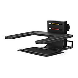 Kensington - K60726WW - Kensington K60726WW Adjustable Laptop Stand with SmartFit System - Metal - Black