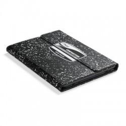Kensington - K97333WW - Kensington Composition Book Carrying Case (Folio) for 10 Tablet - Black - Scratch Resistant Interior, Damage Resistant Interior - Silicone Interior
