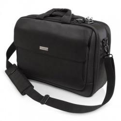 Kensington - K98616WW - Kensington SecureTrek 15.6 Lockable Laptop Carrying Case (K98616WW) - SecureTrek Lock Base - Puncture Resistant Zipper - 840D Twill Polyester - Shoulder Strap