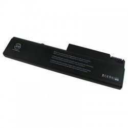 Battery Technology - KU531AA-BTI - BTI - Notebook battery - 1 x lithium ion 6-cell 5200 mAh - gray - for HP 6530b, 6535b, 6730b, 6735b, EliteBook 6930p, 8440p, 8440w, Mobile Thin Client 4320t