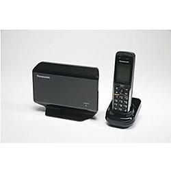 Panasonic - KX-TGP500B04 - Panasonic KX-TGP500 IP Phone - Wall Mountable - VoIP - Caller ID - 2 x Network (RJ-45)