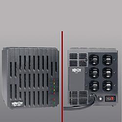 Tripp Lite - LC1800 - Tripp Lite Line Conditioner 1800w Avr Surge 120v 15a 60hz 6 Outlet 6ft Cord