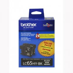 Brother International - LC652PKS - Brother Original Ink Cartridge - Inkjet - 900 Pages - Black - 1 / Pack