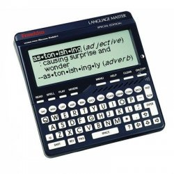 Franklin Electronic Publishers - LM6000SEV - Merriam-Web Dictionary/Thesau