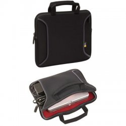 Case Logic - LNEO-10BLACK - Case Logic 7-10 Netbook Sleeve - Notebook carrying case - 10.2 - black