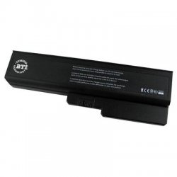 Battery Technology - LN-N500 - BTI Notebook Battery - Lithium Ion (Li-Ion) - 4800mAh - 11.1V DC