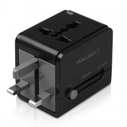 MacAlly / Mace Group - LPPTCIIMP - Macally Universal Power Plug Adapter - 5 V DC Output Voltage - 1 A Output Current