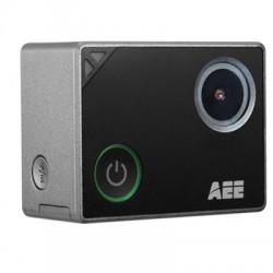 AEE Technology - LYFE TITAN - AEE Lyfe Digital Camcorder - 1.8 - Touchscreen LCD - CMOS - 4K - Titanium, Black - 16:9 - MP4 - 4x Digital Zoom - HDMI - USB - microSD, microSDHC, microSDXC - Memory Card