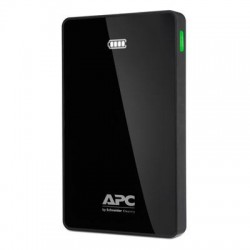 APC / Schneider Electric - M10BK - APC by Schneider Electric Mobile Power Pack, 10000mAh Li-Polymer, Black