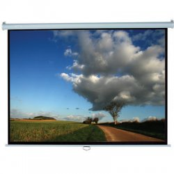 "Elite Screens - M135XWH - Elite Screens Manual M135XWH Projection Screen - 66"" x 118"" - MaxWhite - 135"" Diagonal"