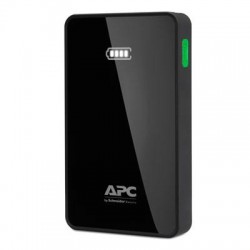 APC / Schneider Electric - M5BK - APC by Schneider Electric Mobile Power Pack, 5000mAh Li-polymer, Black