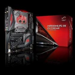 Asus - ROG MAXIMUS IX EXTREME - Rog Maximus Ix Eatx Motherboard, Lga1151 Socket For 6th & 7th Intel Core I7/i5/i3