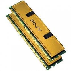 PNY Technologies - MD8192KD3-1333 - PNY Optima MD8192KD3-1333 8GB DDR3 SDRAM Memory Module - 8 GB (2 x 4 GB) - DDR3 SDRAM - 1333 MHz DDR3-1333/PC3-10600 - 240-pin - DIMM