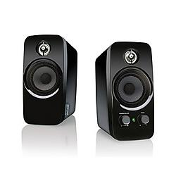 Creative Labs - 51MF1601AA000 - Creative Inspire T10 2.0 Speaker System - 10 W RMS - 80 Hz - 20 kHz