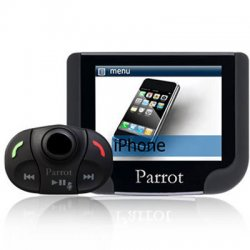 Parrot - MKI9200 - Parrot(R) MKI9200 Bluetooth(R) Car Kit with Streaming Music & 2.4 Screen