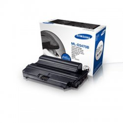 Samsung - ML-D3470B - Samsung High Capacity Black Toner Cartridge - Laser - High Yield - 10000 Pages - 1 Each