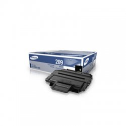 Samsung - MLT-D209S - Samsung Original Toner Cartridge - Laser - 2000 Pages - Black - 1 Each