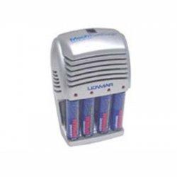 Lenmar - MSCAA - Lenmar Mach 1 Gamma 1 Hour Speed Charger - 110 V AC, 220 V AC Input