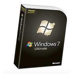 Microsoft - GLC-00184 - Windows® 7 Ultimate - Upgrade