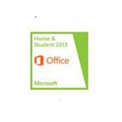Microsoft - 79G-03550 - Microsoft Office 2013 Home & Student 32/64-bit - Office Tool Retail - PC - English