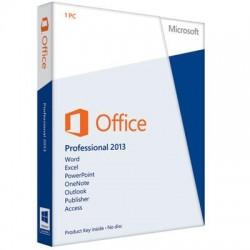Microsoft - 269-16094 - Microsoft Office 2013 Professional 32/64-bit - Office Suite - PC