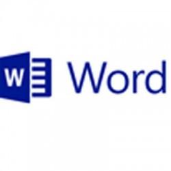 Microsoft - 059-08400 - Microsoft Word 2013 32/64-bit - License - 1 PC - Non-commercial - PC - Retail - English