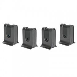 Phoenix Audio - MT435 - Phoenix Audio Microphone 4-Kit (MT435) - 50 Hz to 12 kHz - Wired - 25 ft - Condenser - Desktop - XLR