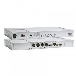 Phoenix Audio - MT454-DTI - Phoenix Audio Octopus USB Base Unit with Digital Telephone Interface (MT454-DTI)