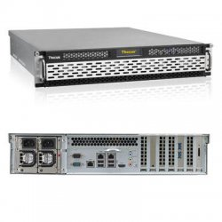 Thecus / Clairtek - N8900 - Thecus Full-Featured 2U Rackmount NAS Server - Intel Core i3 i3-2120 3.30 GHz - 8 x Total Bays - Clustering Supported - 8 GB RAM DDR3 SDRAM - RAID Supported 0, 1, 5, 6, 10, 50, 60, JBOD - 5 x Total Slot(s) - HDMI - Network