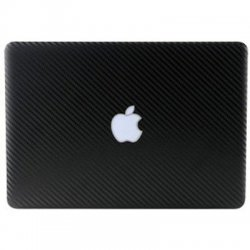 "BodyGuardz - NL-TCFR-0211 - BodyGuardz Apple MacBook Pro 13"" Unibody Armor Carbon Fiber - MacBook Pro - Black - Carbon Fiber - Polyvinyl Chloride (PVC)"