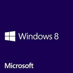 Microsoft - WN7-00615 - Microsoft Windows 8.1 64-bit - License and Media - OEM - DVD-ROM - English - PC