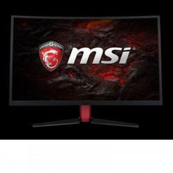 MSI - OPTIXG24C - MSI Optix G24C 24 LED LCD Monitor - 16:9 - 1 ms - 1920 x 1080 - 250 Nit - 3,000:1 - Full HD - DVI - HDMI - DisplayPort - 45 W