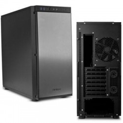 Antec - P100 - Antec P100 No Power Supply ATX Mid Tower (Black)