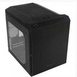 Antec - P50 - Case P50 Performance One Mini Tower 1/0/(3) Bays USB HD Audio MicroATX Black