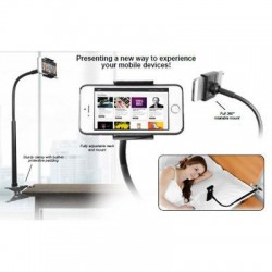 CTA Digital - PAD-COS - CTA Digital Adjustable Clip-On Stand for Smartphones and Mini Tablets - 22 - 1