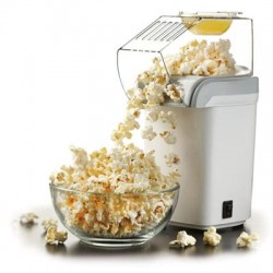 Brentwood - PC-486W - Hot Air Popcorn Maker White