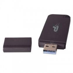 Patriot Memory - PCUSBWAC1200 - Patriot Memory PCUSBWAC1200 IEEE 802.11ac - Wi-Fi Adapter for Desktop Computer/Notebook/PDA - USB 3.0 - 1.17 Gbit/s - 2.40 GHz ISM - 5 GHz UNII - External